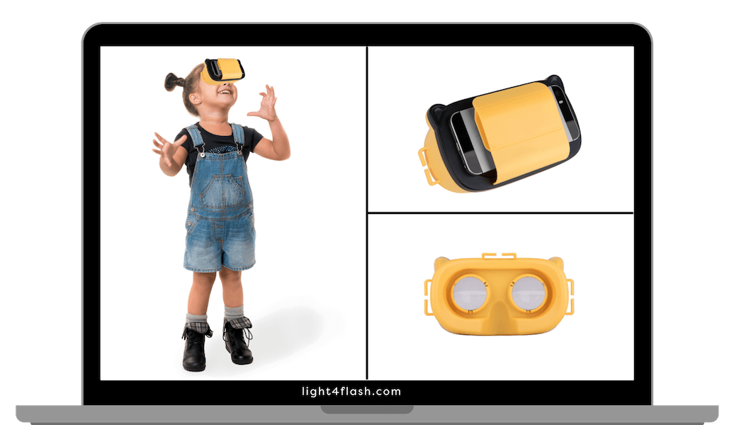 Toys Photo Editing